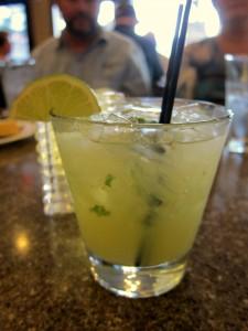 Tequila Mojito Margarita