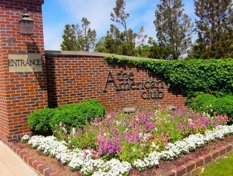 American Club Entrance