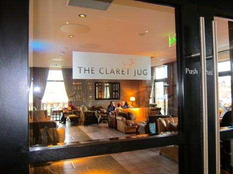 The Claret Jug