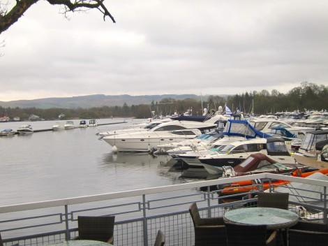 Marina at The Boat House