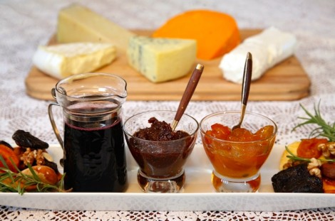 Cheese Condiments