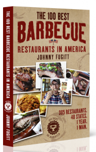 The 100 Best Barbecue Restaurants in America, front cover