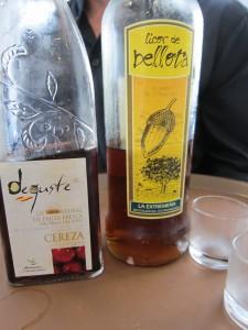Cherry and Acorn Liquors by Susan Manlin Katzman