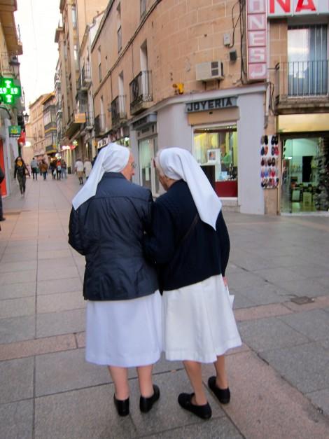 Walking in Careers, Spain by Susan Manlin Katzman