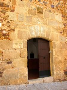Doorway of the Convento de San Pablo