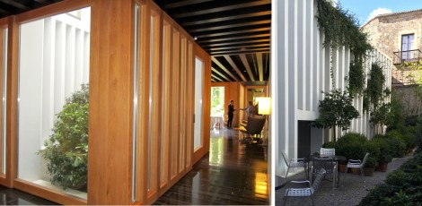 Atrio Design Inside and Out by Susan Manlin Katzman