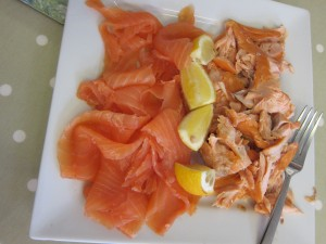 Smoked Salmon from Inverawe