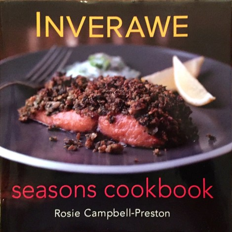 Inverse Seasons Cookbook Jacket