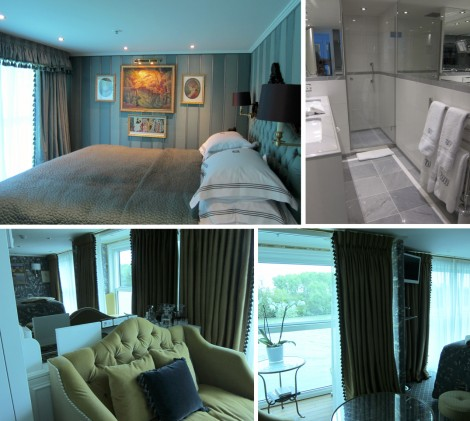 Suite on the S.S. Catherine