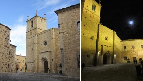 Caceres Day and Night by Susan Manlin Katzman