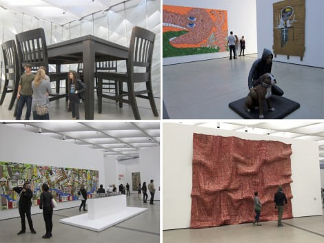 Galleries at The Broad