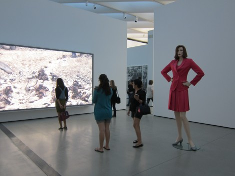 Gallery at The Broad