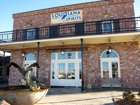 Louisiana Spirits