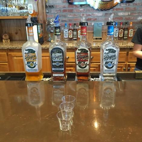 Types of Bayou Rum