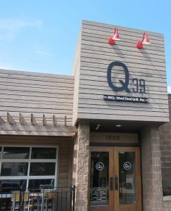 Q39 Exterior