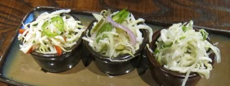 Coleslaws at Q39