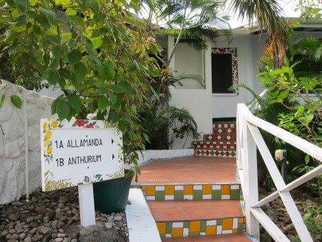 Cottages at Anse Chastanet