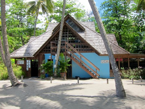 Spa and Art Center at Anse Chastanet