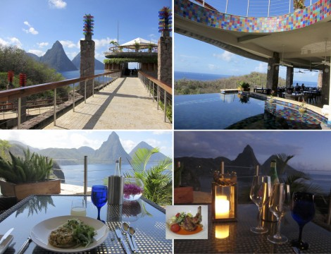 Jade Mountain Club Collage