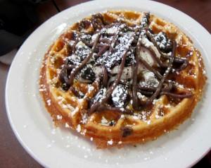 Chocolate Waffle by Susan Manlin Katzman