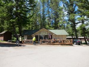 General Store at Roosevelt Lodge by Susan Manlin Katzman