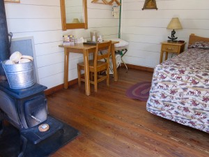 Cabin at Roosevelt Lodge