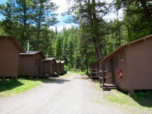 Cabins at Roosevelt Lodge