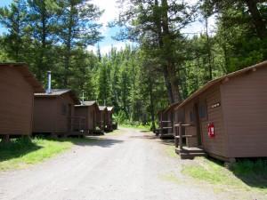 Cabins at Roosevelt Lodge