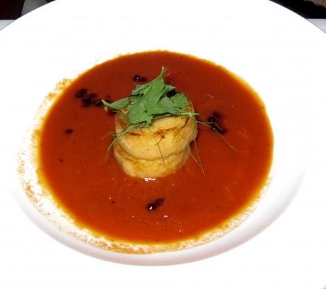 Gnocchi and Pomodoro Sauce by Susan Manlin Katzman
