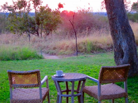 Sunrise/Sunset-All is Perfect at Earth Lodge