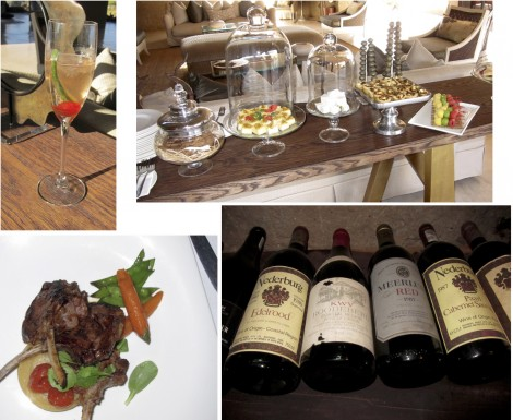 Food and Drink at Sabi Sabi