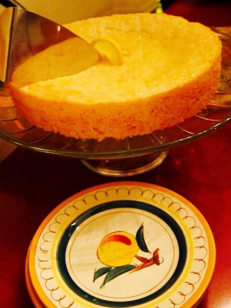 Carol Gray's Sunny California Cake by Susan Manlin Katzman