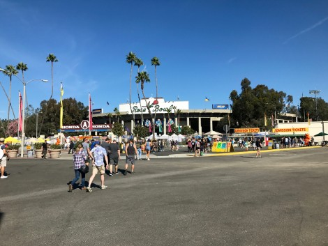 Rose Bowl Flea Market by Susan Manlin Katzman