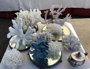 Flea Market Coral by Susan Manlin Katzman