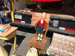 Rose Bowl Flea Market Find by Susan Manln Katzman