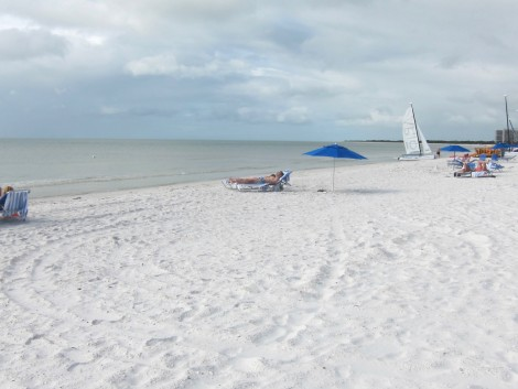 Beach at JW Marriott Marco Island