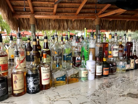 Rums served at Kane