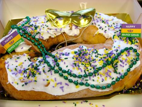 King Cake by Susan Manlin Katzman