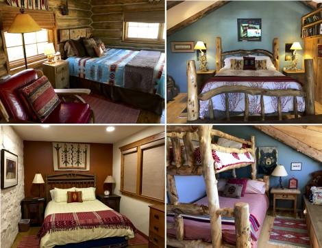 Bedroom Style Collage by Susan Manlin Katzman