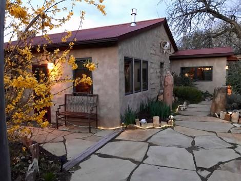 Elden Stone House by Susan Manlin Katzman