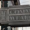 The Commonwealth Bistro Sign
