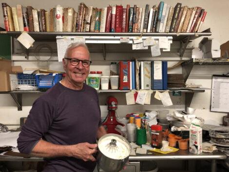 Tim whipping cream