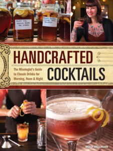 Cover of Handcrafter Cocktail's book.