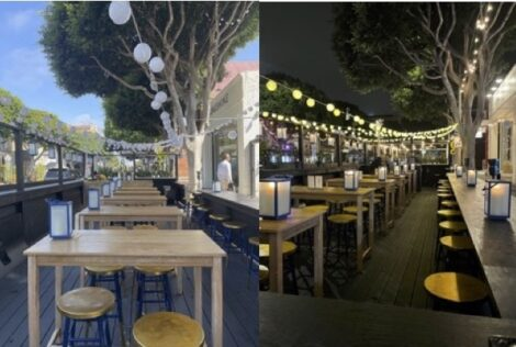 Day and Night Edobox bar