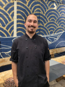 Edobox Chef/Partner Carlos Couts