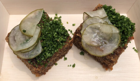 Mushroom Onigiri
