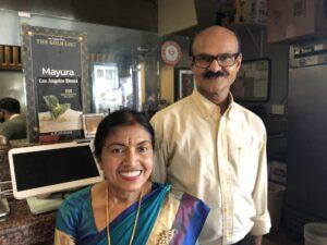Padmini and Aniyan