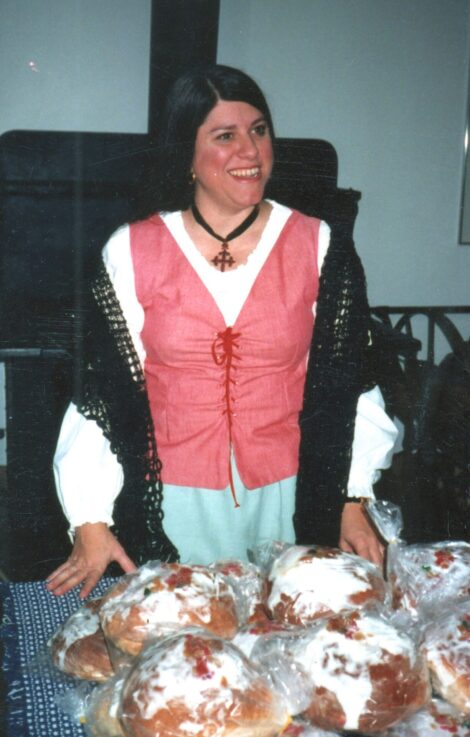 Suzanne, The Bread Lady
